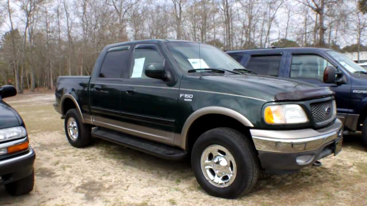 Ford F150 5.4 Triton Engine For Sale ... Review * Charleston Truck Videos * For Sale @ Ravenel Ford - YouTube