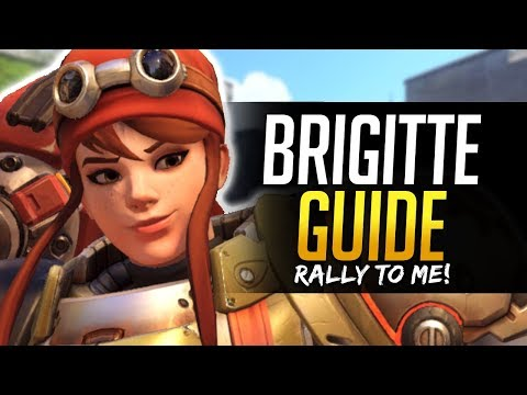 Overwatch BRIGITTE GUIDE - Tips and Tricks
