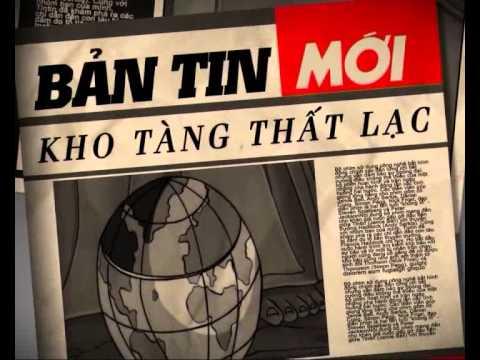 HTV3| Phim hoạt hình | Tin Tin và những cuộc phiêu lưu kỳ thú Teaser