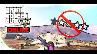 GTA V Online Como Entrar A La Base Militar Sin Estrellas