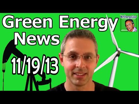 Green Energy News 11/19/13 Electric Kia Soul, Killer Smog, Coal Plants Close