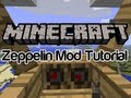 How to install The Zeppelin Mod for Minecraft [Updated to