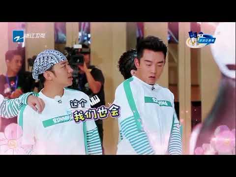"""《奔跑吧2》花絮: NinePercent惊艳来袭!范丞丞被""""吐槽""""又来啦 王大陆PK Baby比嘴大"""