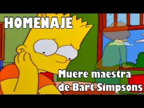 Los Simpsons rinde homenaje a Edna Krabbapel con un capítulo especial