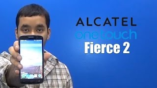 Alcatel One Touch Fierce 2 4G Phone Review