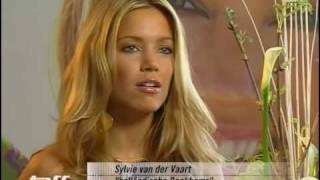 Sylvie Van Der Vaart Meis Otto Shoot