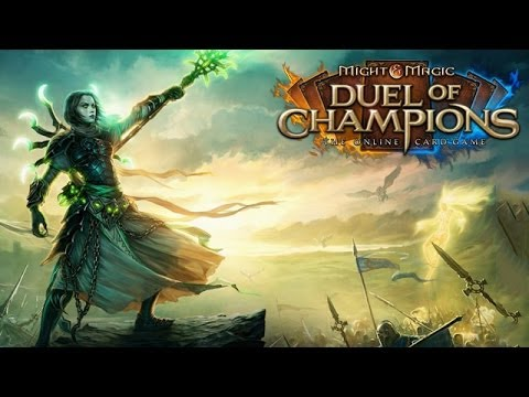 GHOULS AND HOT SAUCE!! Might and Magic: Duel of Champions Gameplay