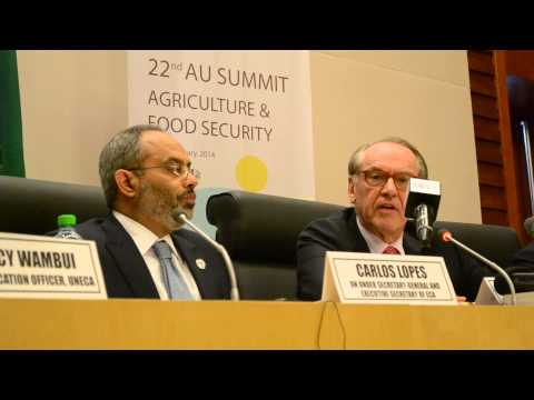 UN Deputy Secretary General's comment on Central African Republic