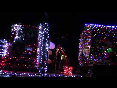 Champlain Parade of Lights  12-5-20