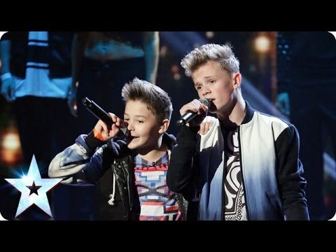 Simon's Golden Buzzer act Bars and Melody sing Missing You | Britain's Got Talent 2014