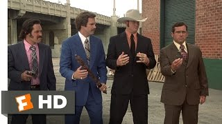 Anchorman: The Legend Of Ron Burgundy (7/8) Movie CLIP