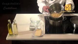 Como comer pasta seca