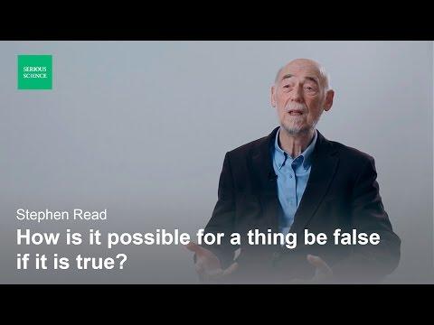 The Liar Paradox Stephen Read