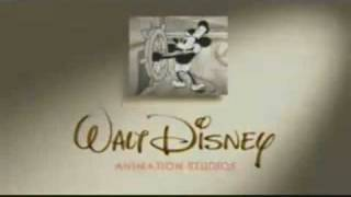 The Walt Disney Animation Studios Logo Goes Crazy