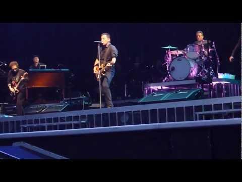 Bruce Springsteen, Thunder Road: Sunderland 21 June 2012