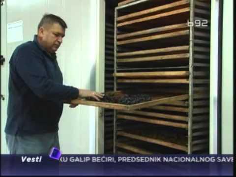 Sušeno voće - izvozna šansa Srbije