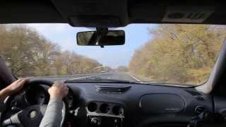 FreezEmotions из Пятигорска в Москву на Alfa Romeo 156