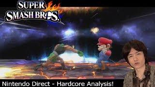 Super Smash Bros. 4 Hardcore Analysis (Technical Details
