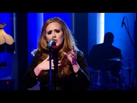 Adele Don't You Remember- Later with Jools Holland Live 2011 HD