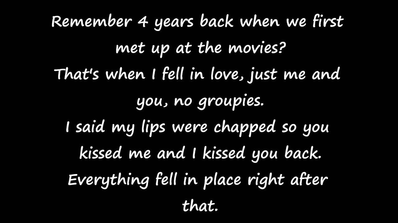 1 love lyrics: