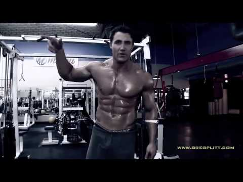 Greg Plitt - Push Performance Workout Preview - GregPlitt.com