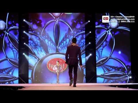 Siêu Mẫu Việt Nam 2012 - Trình diễn của các Siêu mẫu