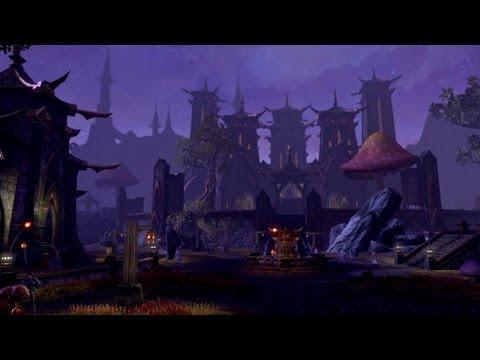 The Elder Scrolls Online — первый трейлер с геймплеем
