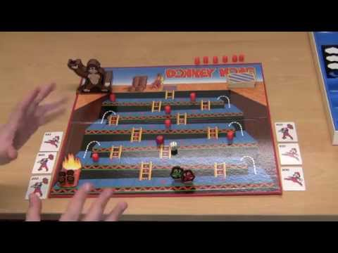 Ashens and Guru Larry Play Donkey Kong: The Board Game