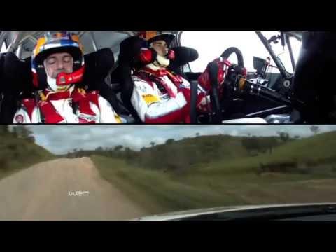 WRC Rally de Portugal 2013: Dani Sordo SS04 Onboard