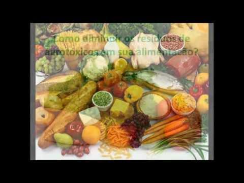Os agrotóxicos e a alimentação moderna