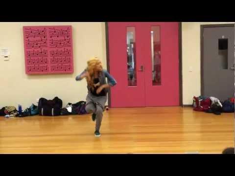 Olivia 'Chachi' Gonzales Brrraaattt- Nicki Minaj