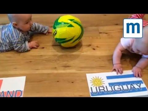 Mumsnet's World Cup Twindicator: England V Uruguay