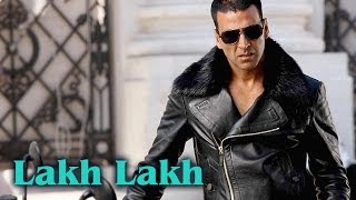 Lakh Lakh Full HD Music Video - Kambakkht Ishq
