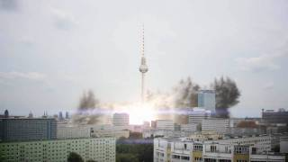 NASA Steals Berlin TV Tower