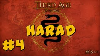 Third Age Total War: Harad Part 4 ~ Death Of A Prince