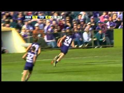 Lewis Jetta - Sydney Swans - Great Goals, Round 20, 2010