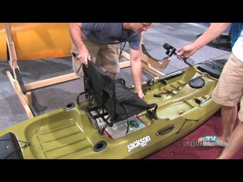 Kayak Fishing Spotlight #1 at OR 2010