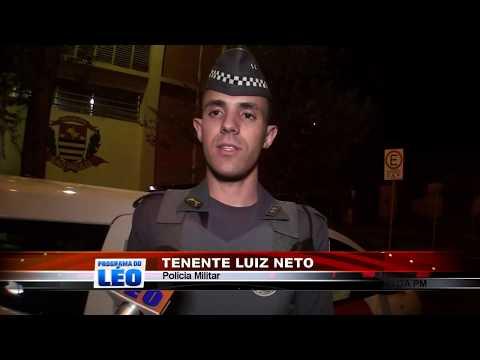 29/05/2019 - Polícia Militar detém dois indivíduos por tráfico de drogas e direção perigosa em Barretos