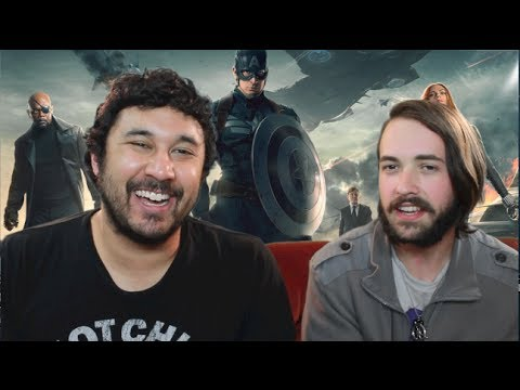 CAPTAIN AMERICA THE WINTER SOLDIER SPOILER REVIEW!!!