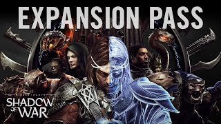 Middle-earth: Shadow of War - Expansion Pass Trailer