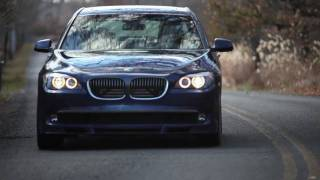2011 BMW Alpina B7 videos
