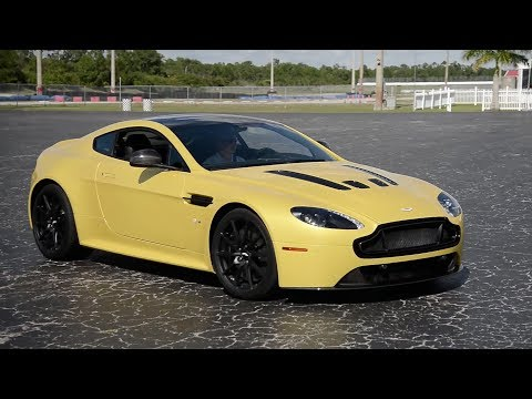 2015 Aston Martin V12 Vantage S - WINDING ROAD Walkaround