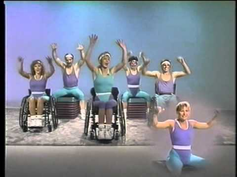 Lisa Ericson's Seated Aerobic Workout
