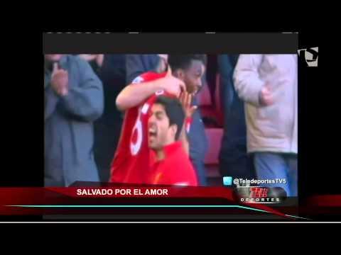Salvado por el amor: Luis Suárez y la mujer que motivó su carrera futbolística