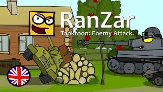 Tanktoon #14 - Nepriateľsky útok