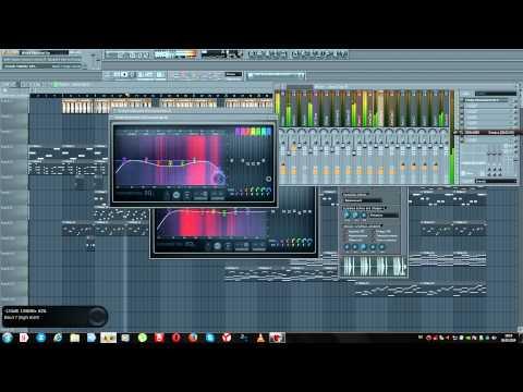 Как сделать минус из песни в fl studio 12