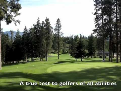 Shannon Lake Golf Club in West Kelowna