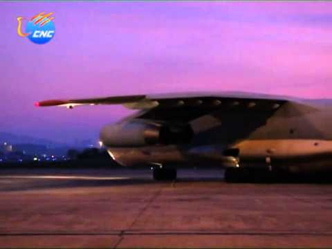 Chinese Air Force aircraft heading to Australia for MH370 search