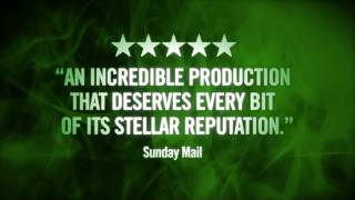NEW Wicked Trailer - Theatre Royal Plymouth 2015