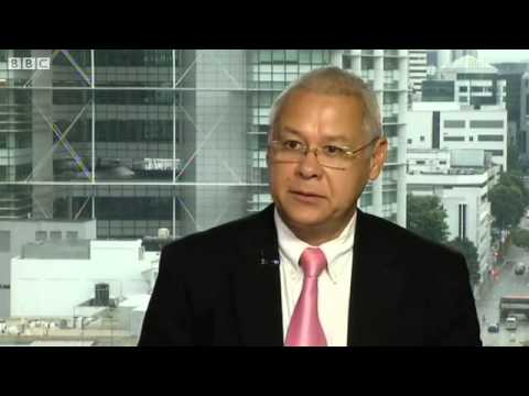 BBC News   Thailand economy needs stability as GDP figures due